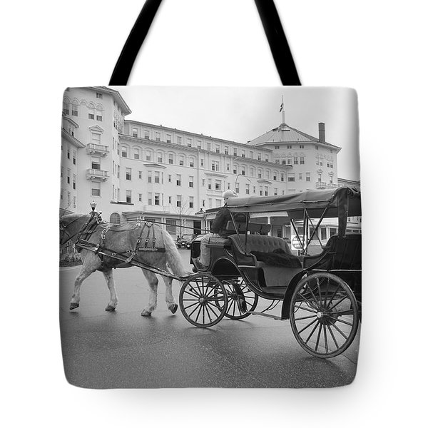 When Life Was Simple Tote Bag by Catherine Reusch  Daley