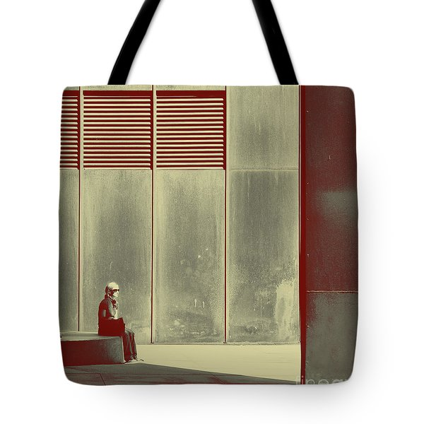 When Shes Gone Tote Bag by Dana DiPasquale