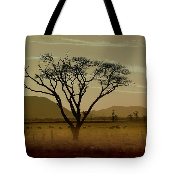 Wherever I May Roam Tote Bag by Holly Kempe