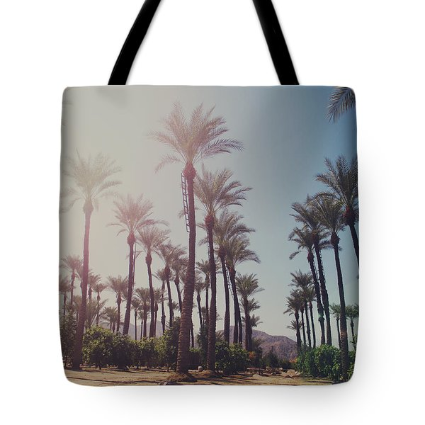 Wide Awake Tote Bag by Laurie Search