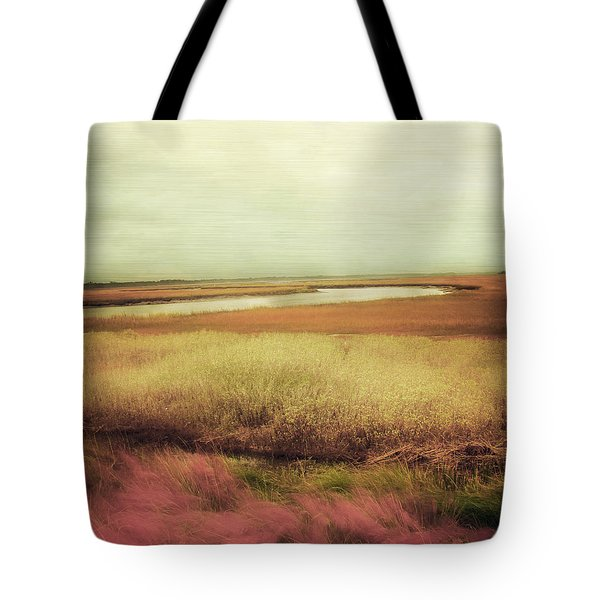 Wide Open Spaces Tote Bag by Amy Tyler