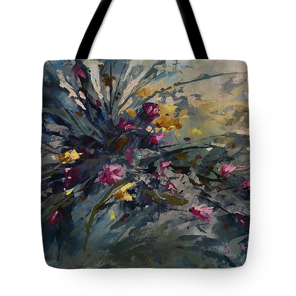 'wild Flowers' Tote Bag by Michael Lang