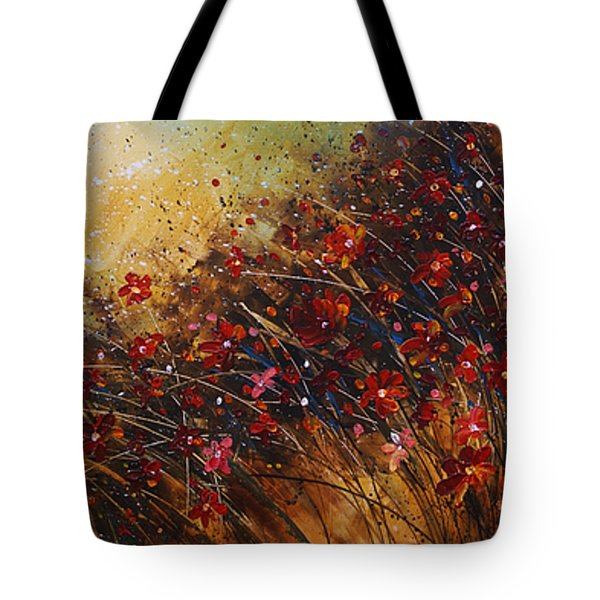 Wild Tote Bag by Michael Lang