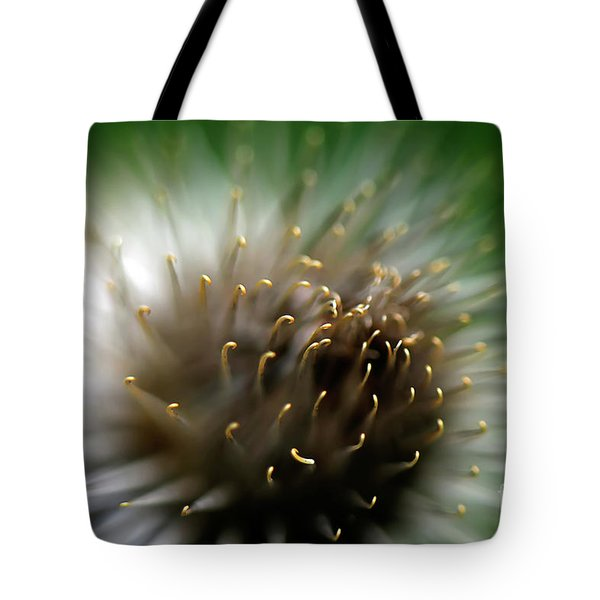 Wild Thing Tote Bag by Lois Bryan