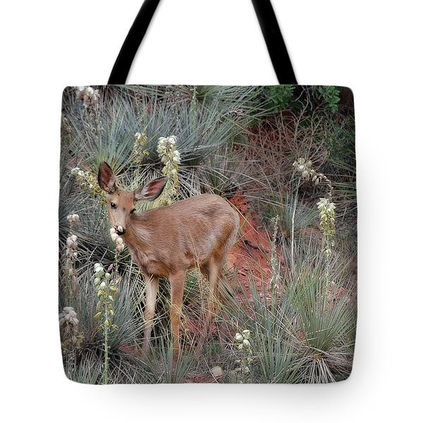 'Wild' Times at Garden of the Gods Colorado Tote Bag by Christine Till