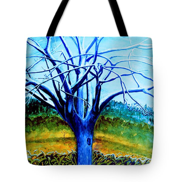Wiliwili Tote Bag by Kevin Smith
