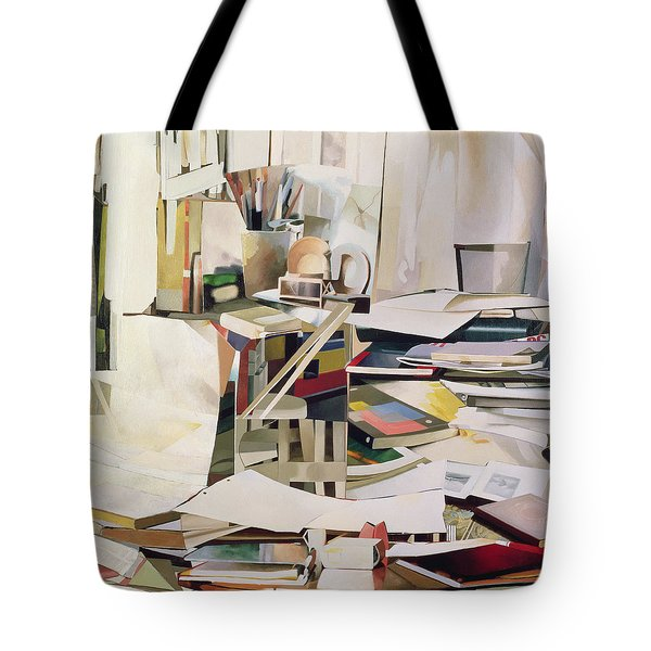 Wind Of Change Tote Bag by Jeremy Annett