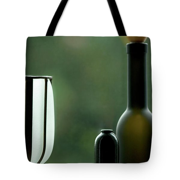 Window Sill Decoration Tote Bag by Heiko Koehrer-Wagner