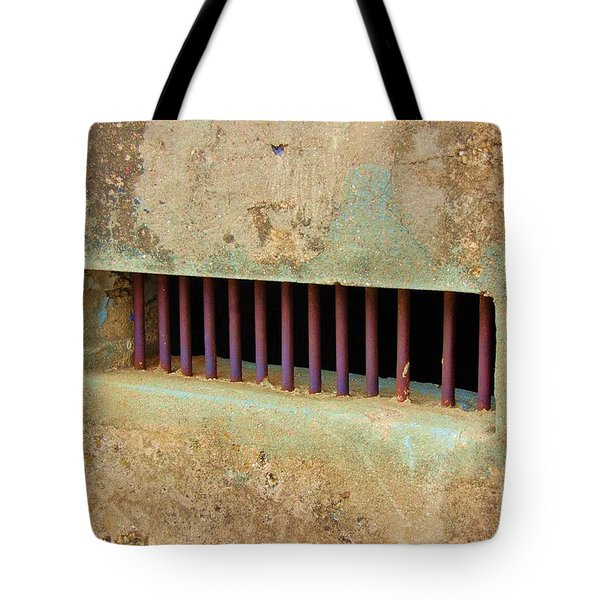 Window to the World Tote Bag by Debbi Granruth