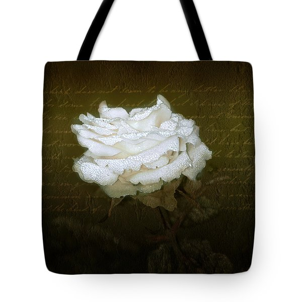 With Love Tote Bag by Holly Kempe