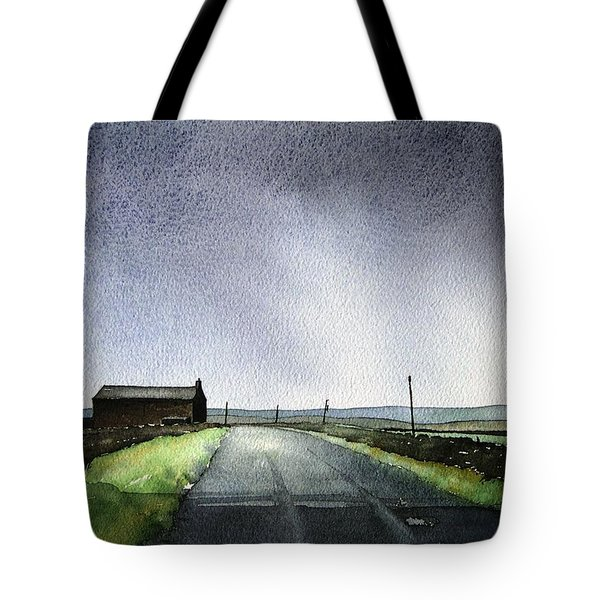 Withins Tote Bag by Paul Dene Marlor