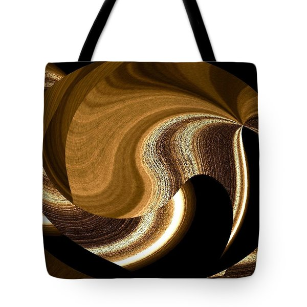 Wood Grains Tote Bag by Will Borden