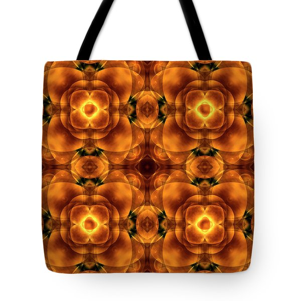 Worlds Collide 8 Tote Bag by Mike McGlothlen