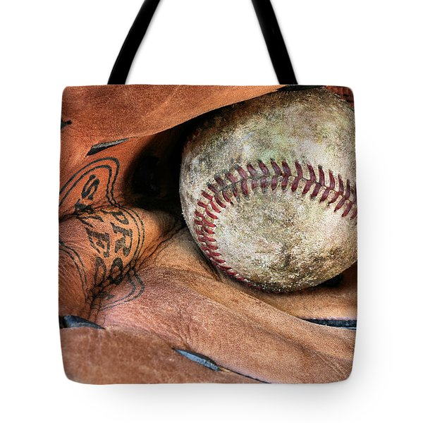 Worn In Tote Bag by JC Findley