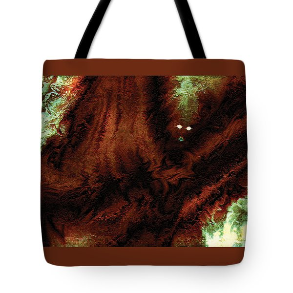 Wraith Tote Bag by Paula Ayers