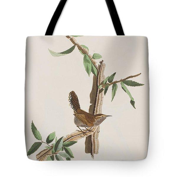 Wren Tote Bag by John James Audubon