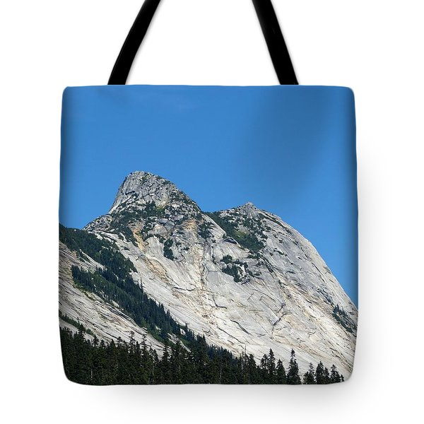 Yak Peak Tote Bag by Will Borden