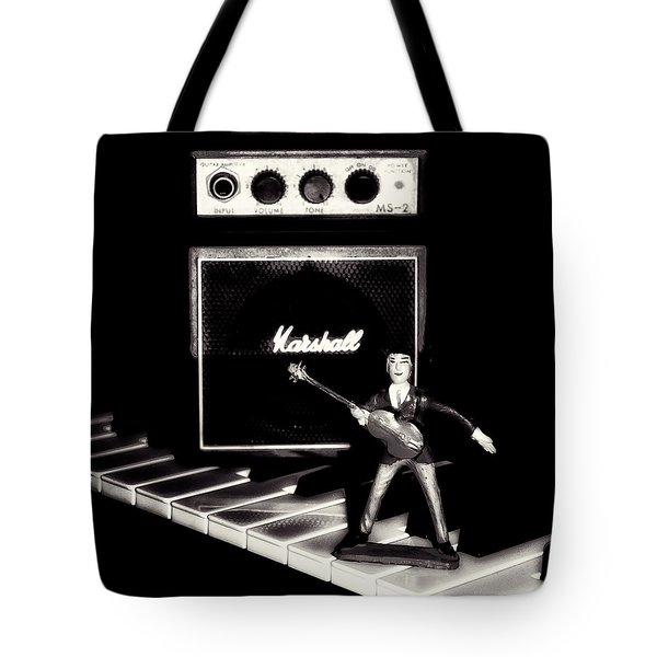 Yesterday - Beatle Paul Tote Bag by Bill Cannon