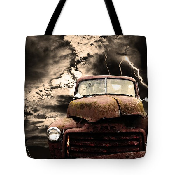 Yesterday Came Early . Tomorrow Is Almost Over Tote Bag by Wingsdomain Art and Photography