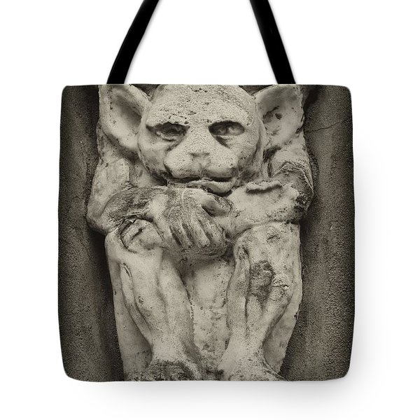 Yoda Tote Bag by Bill Cannon