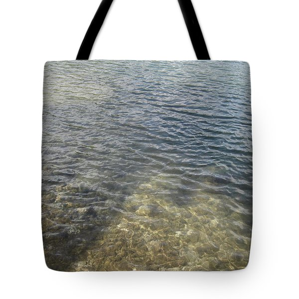 Young And Growing Tote Bag by Robert Margetts