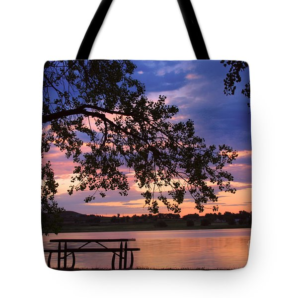 Your Table Is Ready Tote Bag by James BO  Insogna