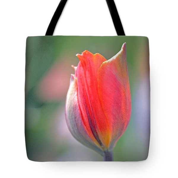 Youthful Exuberance Tote Bag by Rona Black