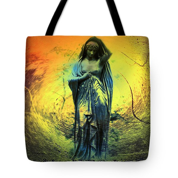 You've Come A Long Way Baby Tote Bag by Bill Cannon