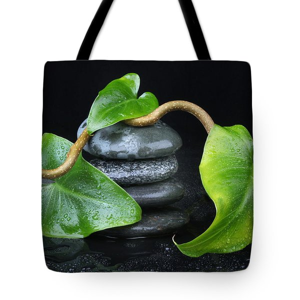 Zen... Tote Bag by Manfred Lutzius