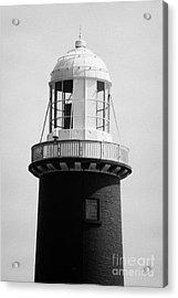 East Light Lighthouse Altacarry Altacorry Head Rathlin Island  Northern Ireland Acrylic Print by Joe Fox