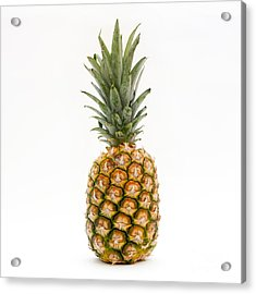 Fresh Pineapple Acrylic Print by Bernard Jaubert