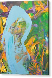 Pregnant And Feeling So Empty Acrylic Print by Bruce Combs - REACH BEYOND