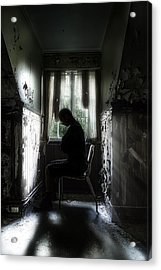 The Asylum Project - Waiting For The Miracle Acrylic Print by Erik Brede
