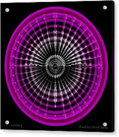 #01212014 Acrylic Print by Visual Artist  Frank Bonilla