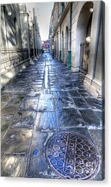0270 French Quarter 2 - New Orleans Acrylic Print by Steve Sturgill