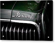 1968 Mercury Cougar Acrylic Print by David Patterson