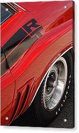 1970 Dodge Challenger R/t Acrylic Print by Gordon Dean II