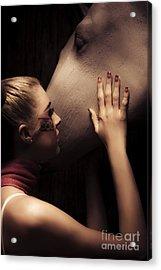 Animal Love Acrylic Print by Jorgo Photography - Wall Art Gallery