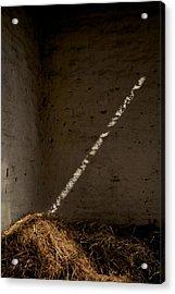 Bedside Light Acrylic Print by Odd Jeppesen
