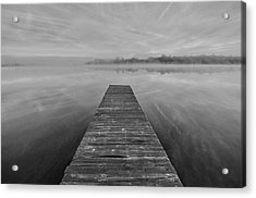 Bettis Landing Acrylic Print by Donnie Smith
