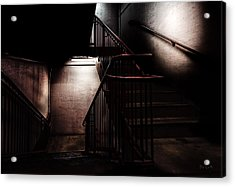 Between Here And There Acrylic Print by Bob Orsillo