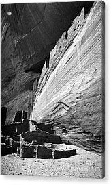 Canyon De Chelly Acrylic Print by Steven Ralser