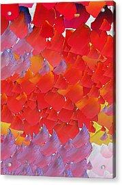 Capixart Abstract 04 Acrylic Print by Chris Axford