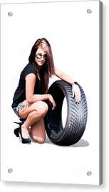 Car Race Acrylic Print by Jorgo Photography - Wall Art Gallery