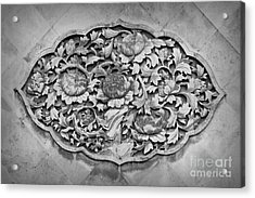 Carvings Acrylic Print by Shawna Gibson