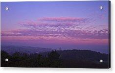 Cromer Sunrise  Acrylic Print by David French
