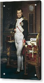 David, Jacques-louis 1748-1825. The Acrylic Print by Everett