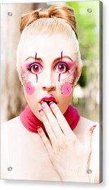 Doll Face Acrylic Print by Jorgo Photography - Wall Art Gallery