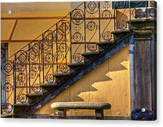 Europe, Italy, Lucca Acrylic Print by Terry Eggers