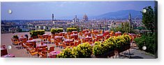 Florence, Italy Acrylic Print by Panoramic Images